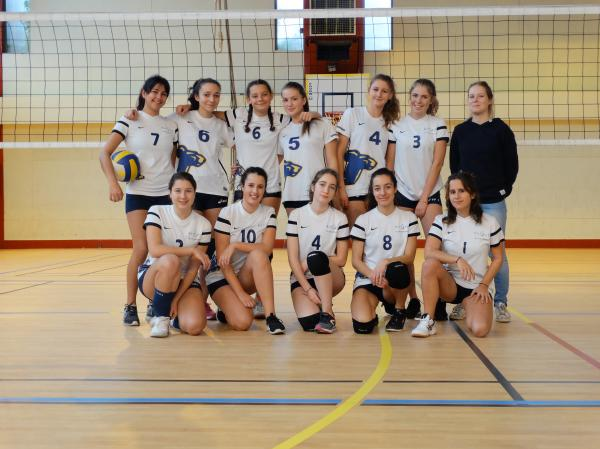 M17/M20 Féminines 2 - AS Caluire Volley Ball
