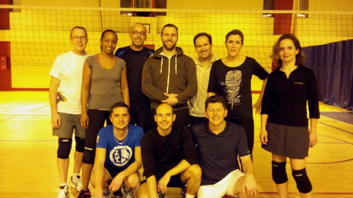 Loisirs 5 - AS Caluire Volley Ball