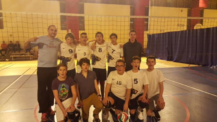M17/M20 Masculins - AS Caluire Volley Ball
