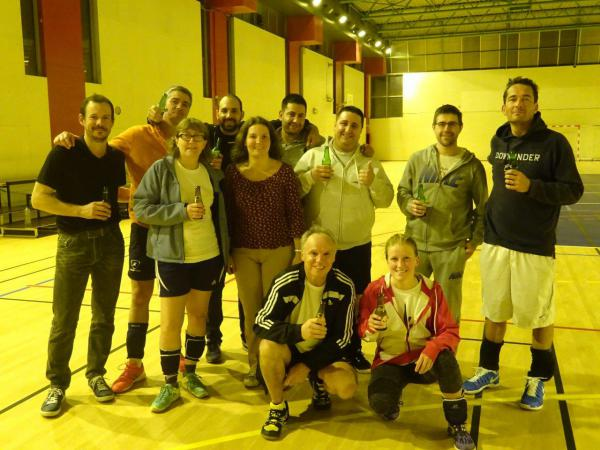 Loisirs 1 - AS Caluire Volley Ball