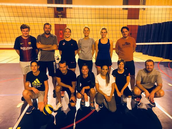 Loisirs 4 - AS Caluire Volley Ball